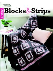 Blocks & Strips Crochet Pattern