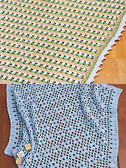 Easy Baby AFghans Crochet Pattern