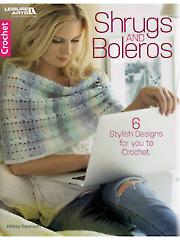 Shrugs and Boleros Crochet Pattern