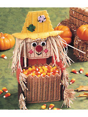 Scarecrow Candy Keeper