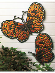 Butterfly Wallhangings