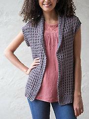 Summerside Cardi Crochet Pattern