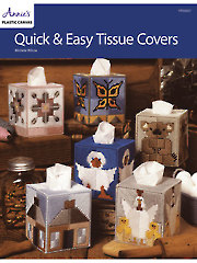 Quick & Easy Tissue Covers