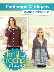 Knit and Crochet Now! Season 9: Cardigan