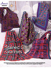 Stained Glass Grannies