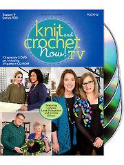 Knit and Crochet Now! Season 9 DVD