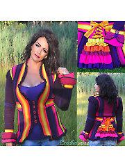 Seven Seas Sweater Crochet Pattern