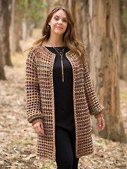 ANNIE'S SIGNATURE DESIGNS: Wish List Cardi Crochet Pattern