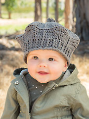 ANNIE'S SIGNATURE DESIGNS: Itsy-Bitsy Hats Crochet Pattern