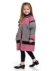 Sugar & Spice Coat Crochet Pattern