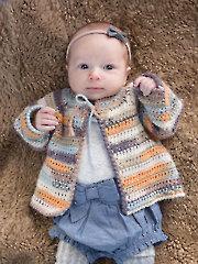 ANNIE'S SIGNATURE DESIGNS: Love & Hugs Cardi & Hat Crochet Pattern