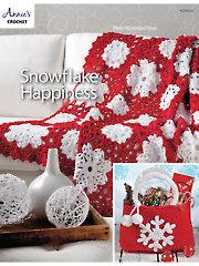 Snowflake Happiness Crochet Pattern