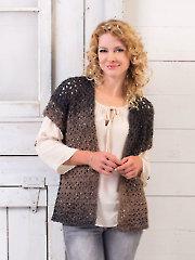 Tonal Topper Crochet Pattern