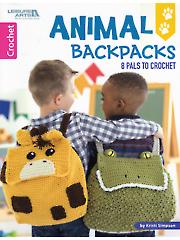 Animal Backpacks Crochet Pattern