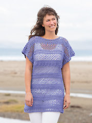 ANNIE'S SIGNATURE DESIGNS: Bluebell Tunic Crochet Pattern