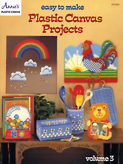 Easy To Make Plastic Canvas Projects Pattern