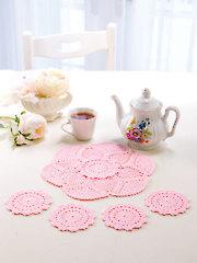 Afternoon Tea Doily Crochet Pattern