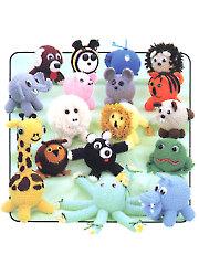 Animal Kingdom Crochet Pattern
