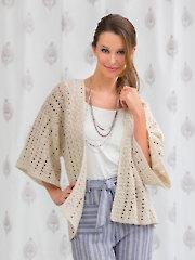 Light as Air Kimono Crochet Pattern