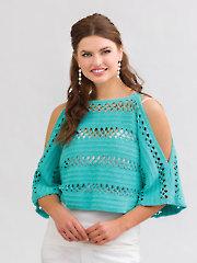 Flared Topper Crochet Pattern