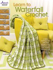 Learn to Waterfall Crochet Pattern