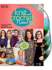 Knit and Crochet Now! Season 10 DVD