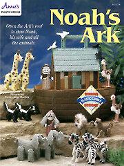 Noah's Ark Pattern Plastic Canvas Pattern