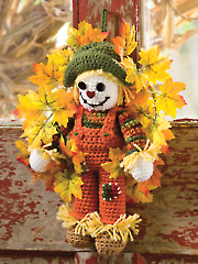Scarecrow Crochet Pattern