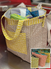 Simple Sack Sewing Pattern