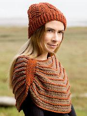 ANNIE'S SIGNATURE DESIGNS: Ridge Rock Gansey Set Crochet Pattern
