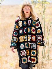 ANNIE'S SIGNATURE DESIGNS: Brixham Granny Cardi Crochet Pattern