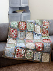 ANNIE'S SIGNATURE DESIGNS: Mystical Throw Crochet Pattern