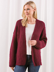 The Everyday Cardi Crochet Pattern