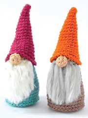 Gnomes Crochet Pattern
