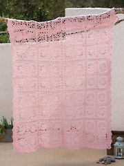 ANNIE'S SIGNATURE DESIGNS: Serenade Afghan Crochet Pattern