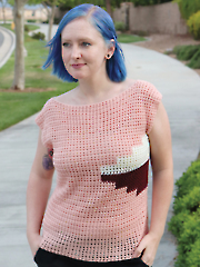 Agnes Top Crochet Pattern