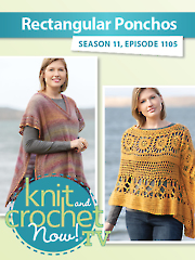 Rectangle Ponchos