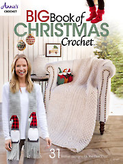 Big Book of Christmas Crochet
