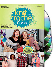 Knit and Crochet Now! Season 11 DVD