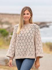 ANNIE'S SIGNATURE DESIGNS: Meraki Crochet Pullover Pattern