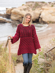 ANNIE'S SIGNATURE DESIGNS: Felicity Crochet Tunic Pattern