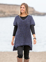 ANNIE'S SIGNATURE DESIGNS: Coolbay Crochet Vest Pattern