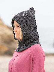 ANNIE'S SIGNATURE DESIGNS: Harmony Crochet Hoodie Cowl Pattern