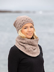 ANNIE'S SIGNATURE DESIGNS: Ronya Crochet Hat and Cowl Pattern