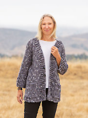 ANNIE'S SIGNATURE DESIGNS: Easy Jacket Crochet Pattern