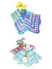 Animal Lovies Crochet Pattern