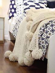 Aspyn Throw Crochet Pattern