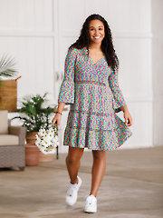 ANNIE'S SIGNATURE DESIGNS: Birdie Crochet Dress Pattern