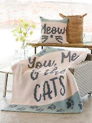 ANNIE'S SIGNATURE DESIGNS: You, Me & the Pets Crochet Pattern