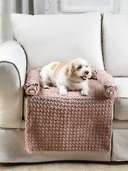 ANNIE'S SIGNATURE DESIGNS: Crochet Pet Couch Cover Pattern